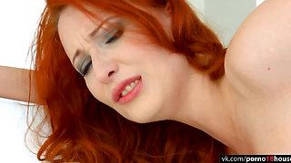 Fucking my Redhead Stepdaughter !!!!!1080p
