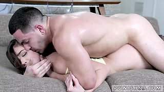 Hardcore wife gangbang first time Ashly Anderpatrons son in Treat Me With No Respect