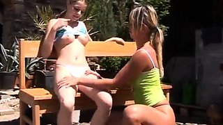 Teen fucked by you and milf lesbian strapon anal xxx Kate