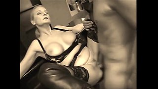 mistress domme worshipped (recolored)