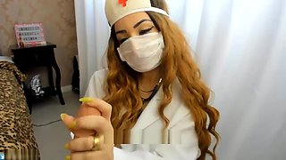 ROLEPLAY DOCTOR SEXY BLOWJOB MEDICA FAZENDO SEXO ORAL ATE GOZAR NA BOCA