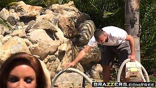 Brazzers - Mommy Got Boobs - Two Milfs One Co