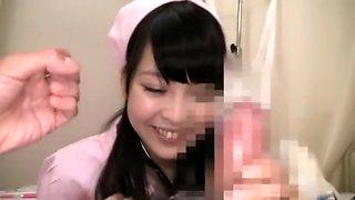 Incredible Japanese girl Rika Momoi, Momoka Haneda in Fabulous POV, Nurse JAV scene