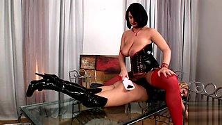 Katarina, LaTaya Roxx - The Busty Mistress