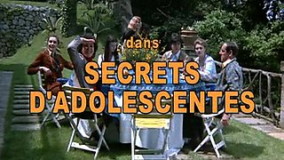 Secrets d ad0lescentes (1980) - french movie