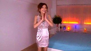 Horny Japanese chick Miyuki Yokoyama in Exotic Fetish, Close-up JAV video