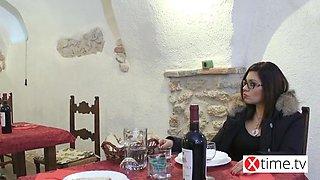 la moglie dell'imprenditore -valeria borghese - luca ferrero