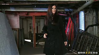 India Summer is fucked into her sweet asshole. Tasty video