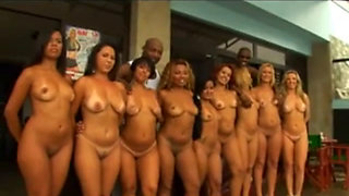 Slayer intro Orgy line up Brazilian girls GV BTS