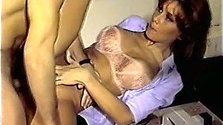 Cock loving busty brunette milf loves heavy pounding