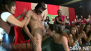 drunk girls sucking the cocks film segment 2