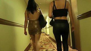 Hiring Sisters Cassidy Lynn And Krissy Lynn As Escorts