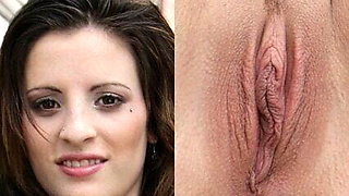 Face and Vagina Photo Compilation