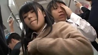 School Girls That Was Groping by her friend 2