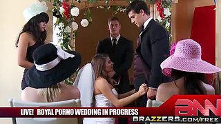 Madelyn marie ramon the royal porno wedding brazzers