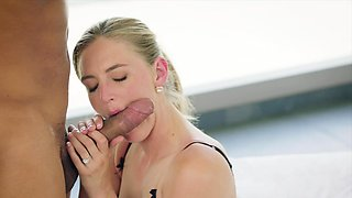 Hot Wife Enjoys Her Young Neighbor's BBC