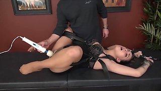 Orgasm Abuse - No Mercy Through The Pantyhose