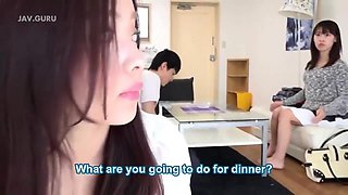 Stepmom and Aunt Visiting 1 - Japanese with English subtitles