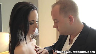 Young Courtesans - A perfect first sex job o