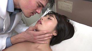 Japornxxx - Yuzu Nurse Interracial Creampie! Part1