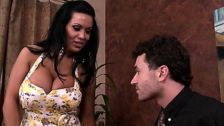 Brazzers - Milfs Like it Big - Dinner and a F
