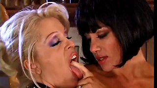 Hot Beauties Masterbate Every Other Whilst Sexually Excited Fellas Wank It0