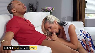 Brazzers - Mommy Got Boobs - Alena Croft Ricky Johnson - Mommys Busy