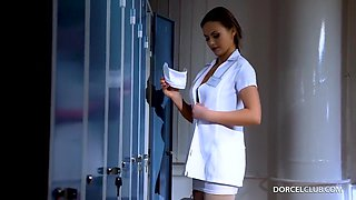 Cecilia Scott And Rose In This Sexy Nurse Will Do Anything To Do Her Daily Tasks