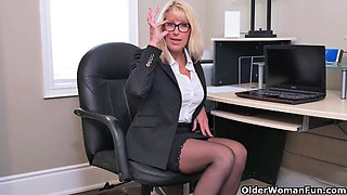 An older woman means fun part 110