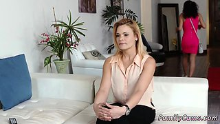 Caught spying on boss's daughter shower and daddy punish
