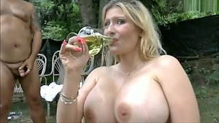 Melanie Moon Piss Drinking Remix