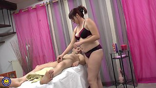 get ready, now you will get a special massage!