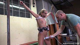 Victoria Pure in Pure Submissive Pleasure With Victoria - KINK