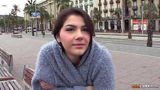 Dominating Valentina - Busty Italian Brunette Shagging For Cum With Valentina Nappi