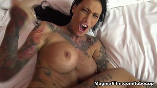 Best pornstar in Exotic POV, Tattoos xxx movie
