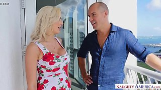 nina elle's big fat bombs in your face! - naughty america