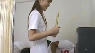Japanese Nurse Uncensored