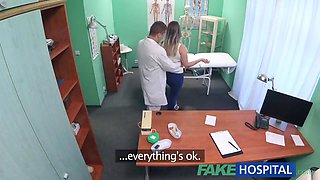 Holiday Coitus With Raunchy Doctor With Victoria Summers