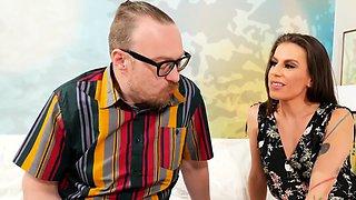 Housewife Ciren Verde Gets Two Big Black Dick Cuckold