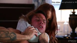 Daddy gets choked out